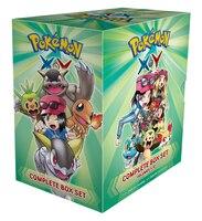 Pokémon X.Y Complete Box Set: Includes vols. 1-12