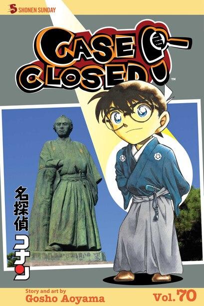 Case Closed, Vol. 70 by Gosho Aoyama