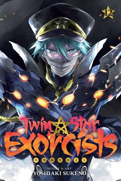 Twin Star Exorcists, Vol. 12: Onmyoji by Yoshiaki Sukeno