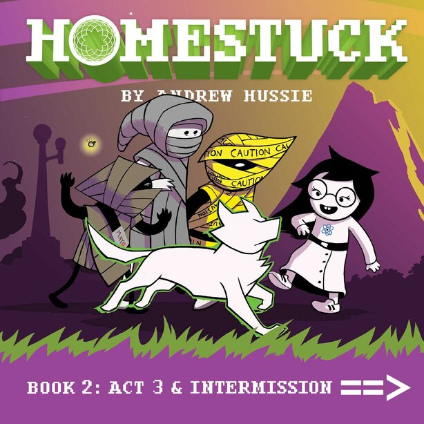 Homestuck, Book 2: Act 3 & Intermission: Book 2: Act 3 & Intermission by Andrew Hussie