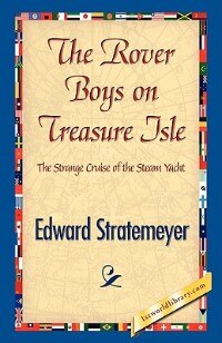 Book The Rover Boys on Treasure Isle by Edward Stratemeyer