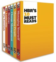 HBR?s 10 Must Reads Boxed Set (6 Books) (HBR?s 10 Must Reads)