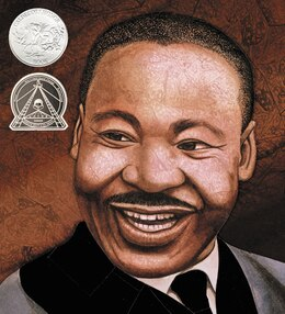 Book Martin's Big Words: The Life Of Dr. Martin Luther King Jr. by Doreen Rappaport
