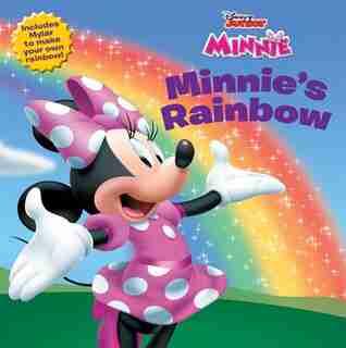 Mickey Mouse Clubhouse Minnie's Rainbow by Sheila Sweeny Disney Books