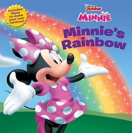 Book Mickey Mouse Clubhouse Minnie's Rainbow by Sheila Sweeny Disney Books