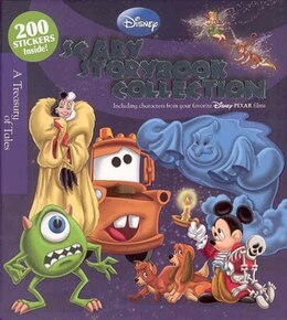 Book Disney Scary Storybook Collection by Disney Publishing Disney Book Group