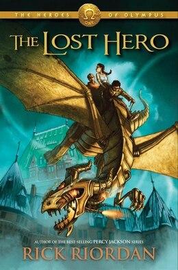 Book The Lost Hero by Rick Riordan