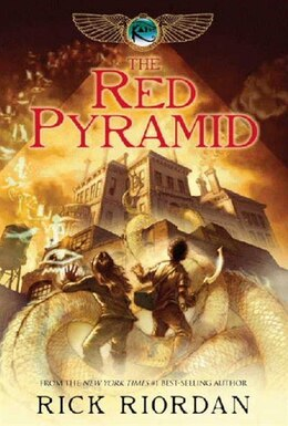 Book The Kane Chronicles, Book One: The Red Pyramid by Rick Riordan