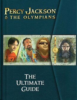 Book Percy Jackson And The Olympians The Ultimate Guide by Rick Riordan