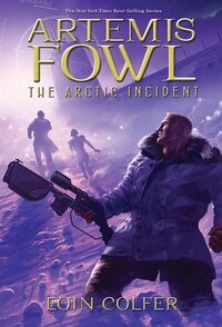 Artemis Fowl: The Arctic Incident (new Cover)