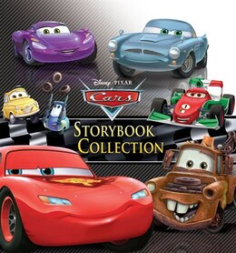 Book Cars Storybook Collection by Disney Book Group