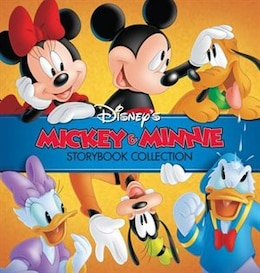 Book Mickey And Minnie?s Storybook Collection by Disney Book Group