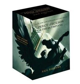 Book Percy Jackson pbk 5-book boxed set by Rick Riordan