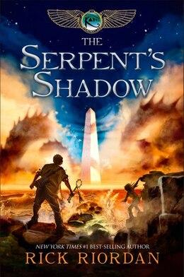 Book The Serpent's Shadow: The Serpent's Shadow by Rick Riordan