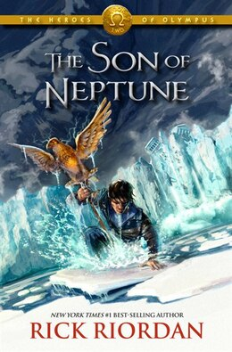 Book Heroes Of Olympus, The, Book Two The Son Of Neptune by Rick Riordan