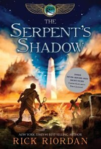 Book The Serpent's Shadow by Rick Riordan