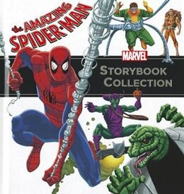 Book The Amazing Spider-man Storybook Collection by Disney Book Group