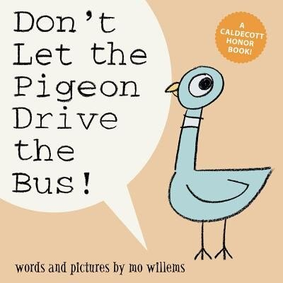 Don't Let The Pigeon Drive The Bus! (big Book Edition) (a Pigeon Series Book) by Mo Willems