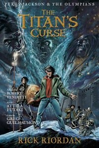 Book Percy Jackson And The Olympians The Titan's Curse: The Graphic Novel by Rick Riordan