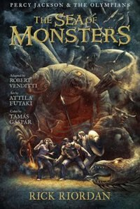 Book Percy Jackson And The Olympians Sea Of Monsters, The: The Graphic Novel by Rick Riordan