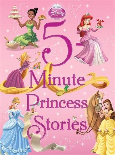 5-Minute Princess Stories by Disney Books
