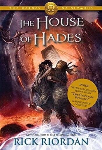 4 book of heroes of olympus