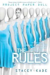 Book Project Paper Doll The Rules by Stacey Kade