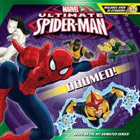 Ultimate Spider-man Doomed!: Includes Over 35 Stickers!