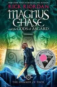 Book Magnus Chase And The Gods Of Asgard, Book 2 The Hammer Of Thor by Rick Riordan