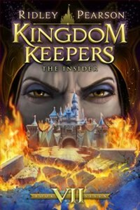 Kingdom Keepers Vii: The Insider by Ridley Pearson
