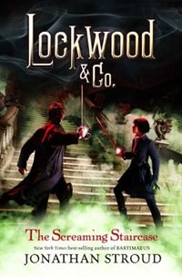 Book Lockwood & Co. The Screaming Staircase by Jonathan Stroud
