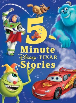 Book 5-minute Disney*pixar Stories by Disney Book Group