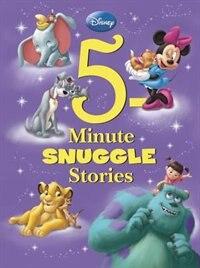5-minute Snuggle Stories by Stuart Disney Books