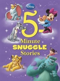 Book 5-minute Snuggle Stories by Stuart Disney Books
