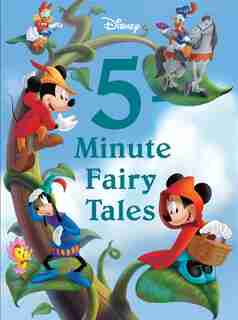 Disney 5-minute Fairy Tales by Disney Book Group