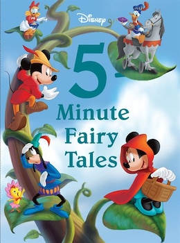 Book Disney 5-minute Fairy Tales by Disney Book Group