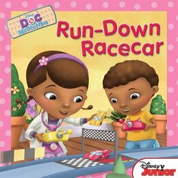 Book Doc Mcstuffins Run-down Racecar by Sheila Sweeny Disney Book Group