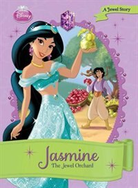 Disney Princess Jasmine: The Jewel Orchard