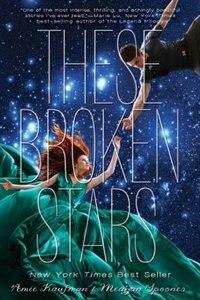 Book These Broken Stars: A Starbound Novel by Amie Kaufman