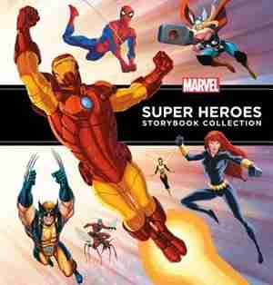 Marvel Super Heroes Storybook Collection by Dbg