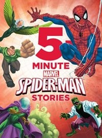 Book 5-minute Spider-man Stories by Jennifer Dbg
