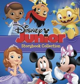 Book Disney Junior Storybook Collection by Disney Book Group
