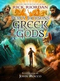Book Percy Jackson's Greek Gods by Rick Riordan