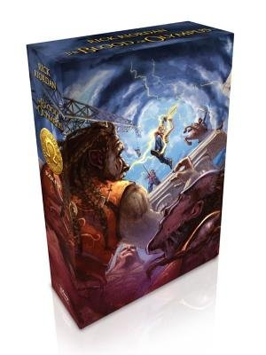 Book The Heroes Of Olympus, Book Five The Blood Of Olympus (special Limited Edition) by Rick Riordan