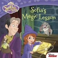 Sofia The First Sofia's Magic Lesson