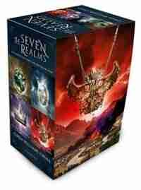 The Seven Realms Box Set by Cinda Williams Chima