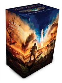 Book The Kane Chronicles Box Set by Rick Riordan