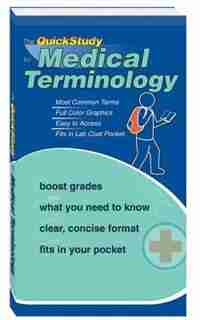 Medical Terminology by Inc. BarCharts, Inc.