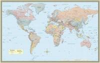 World Map-paper