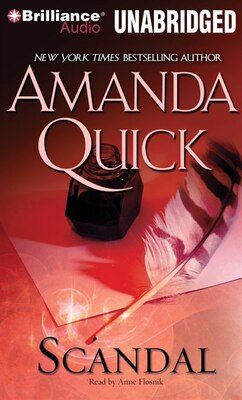 Book Scandal by Amanda Quick